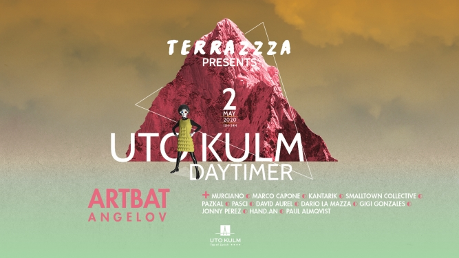 Terrazzza - Uto Kulm Daytimer w/ ARTBAT Hotel UTO KULM Uetliberg Billets