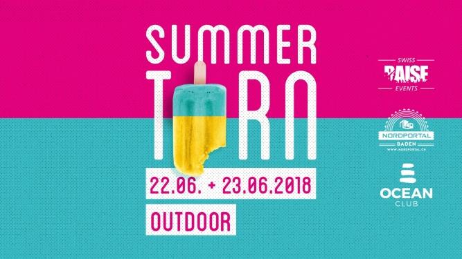 Summer Turn Festival Nordportal Baden Billets
