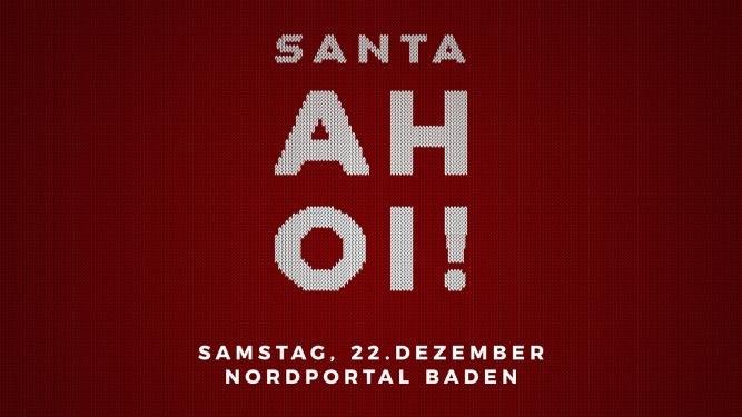 Santa AHOI! Nordportal Baden Tickets