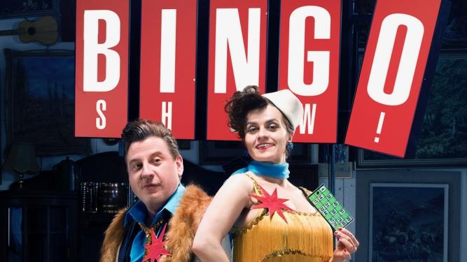 BINGO Show mit Beat Schlatter Nordportal / Halle Baden Biglietti