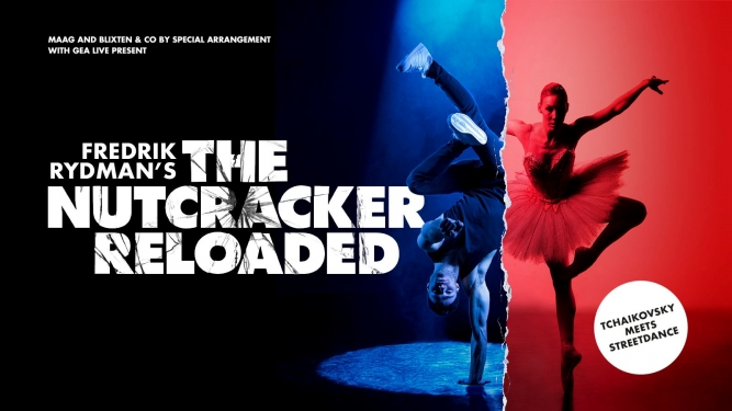 The Nutcracker Reloaded MAAG Halle Zürich Tickets