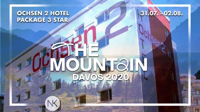 Hotel Package Ochsen 2 - 3  Star (2 Personen) Hotel Ochsen Davos Tickets