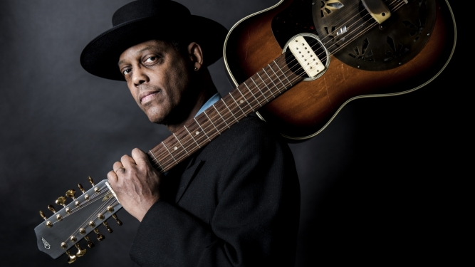"Blues & jazz  - Eric Bibb ""Dear America"" Volkshaus Basel Billets"