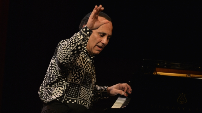Jean-Paul Brodbeck Solo; Michel Camilo Duets Musiksaal Stadtcasino Basel Biglietti