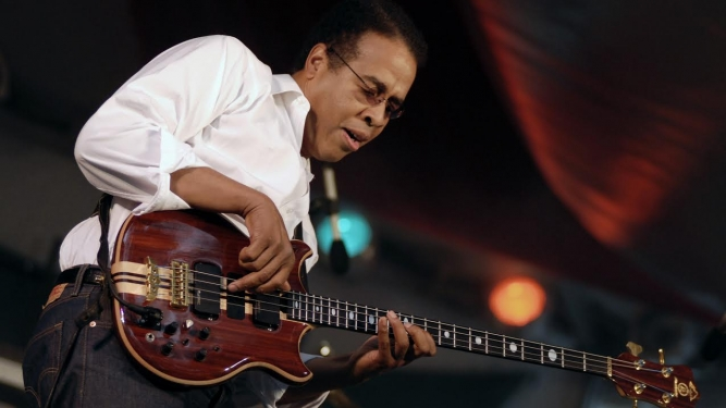 Funky-Jazzy Stanley Clarke Group (USA) Volkshaus (Grosser Saal) Basel Tickets