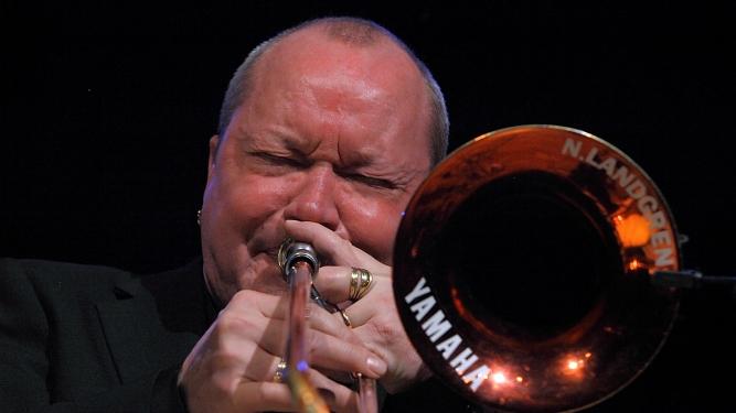 Jazzfest 2020: Nils Landgren Musiksaal Stadtcasino Basel Billets