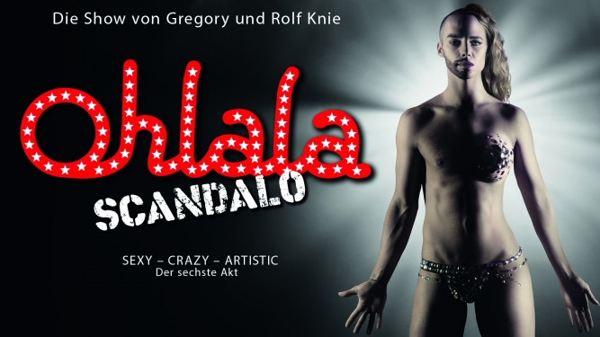 Ohlala - Sexy - Crazy - Artistic Air Force Center Dübendorf Tickets
