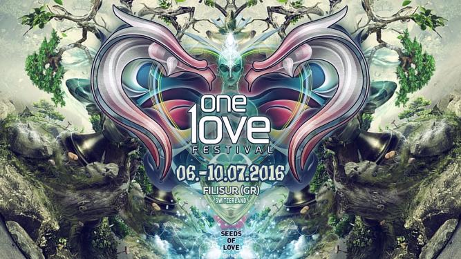 One Love Festival 2016 Bellaluna Filisur GR Tickets