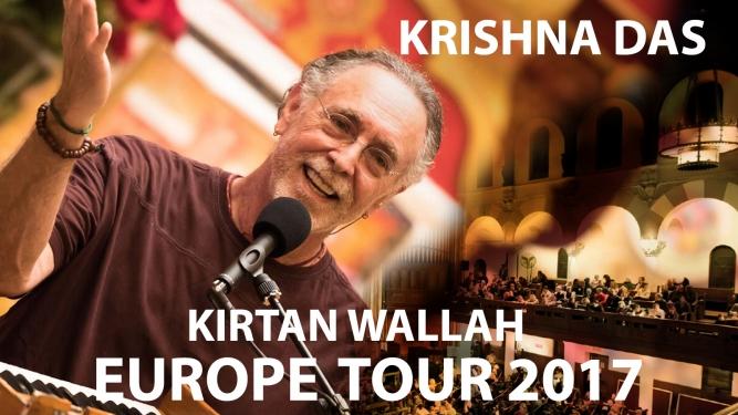 Krishna Das Volkshaus, Theatersaal Zürich Tickets