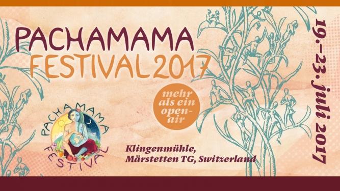Pachamama Festival: 5-Tages Festivalpass Early Bird Klingenmühle Märstetten TG Tickets