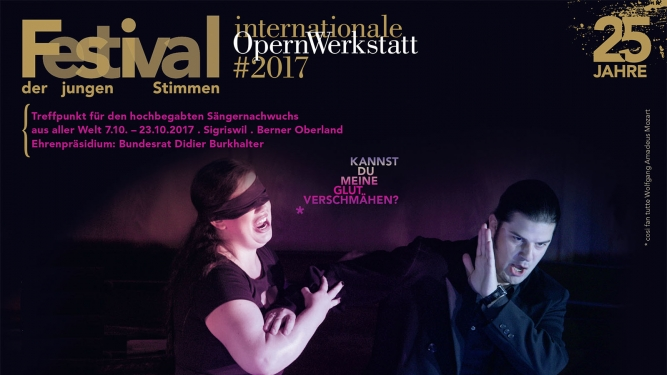 Internationale OpernWerkstatt Diverse Locations Diverse Orte Tickets