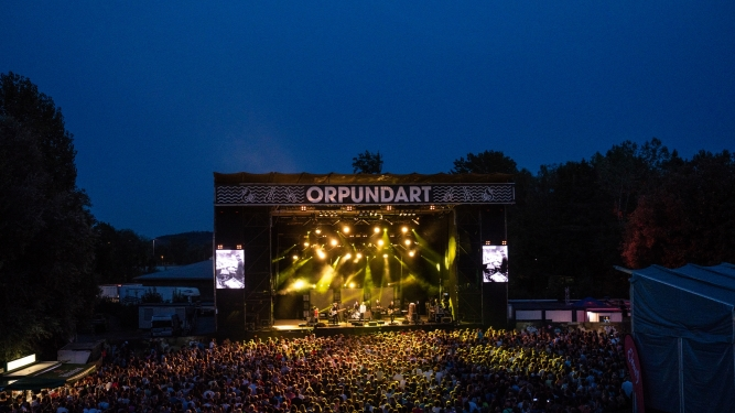 Orpundart Openair 2019 Römerareal Orpund (Biel/Bienne) Tickets