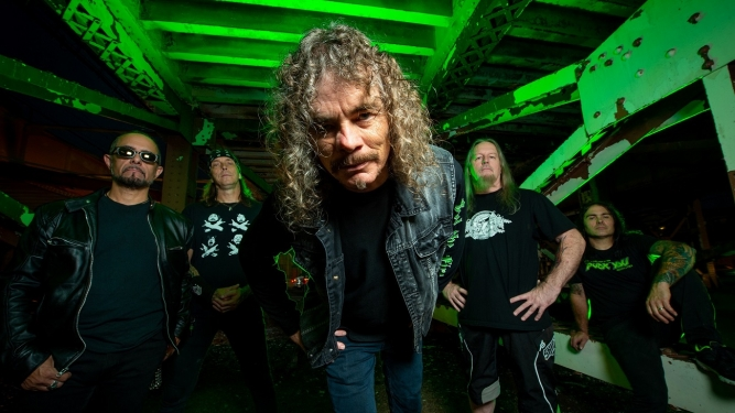 Overkill (USA) Gaswerk Winterthur Tickets