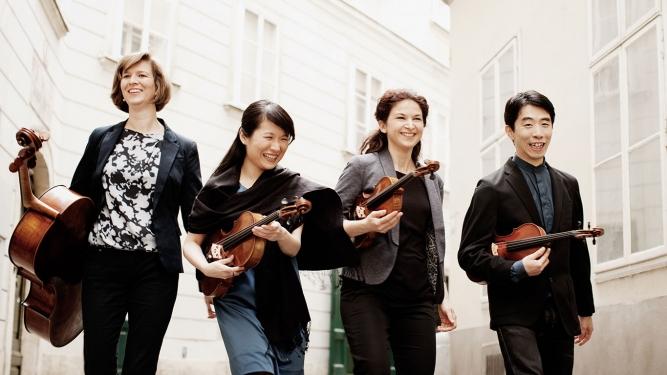 Pacific Quartet Vienna Oekolampad Basel Tickets