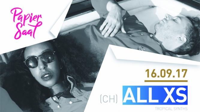 All XS (CH) Papiersaal (Sihlcity) Zürich Biglietti