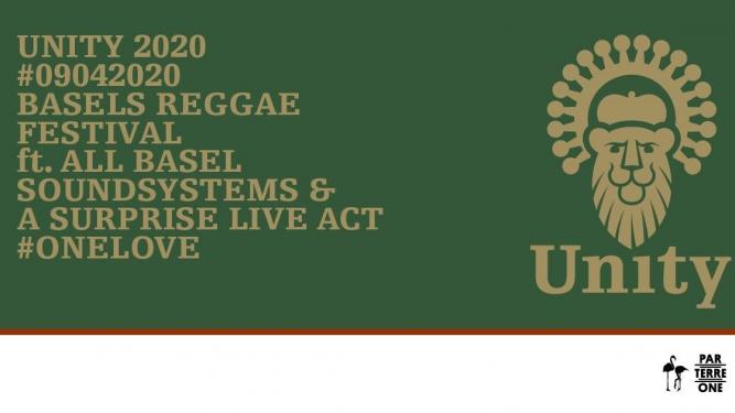 Unity Reggae Festival 2020 Parterre One Music Basel Tickets