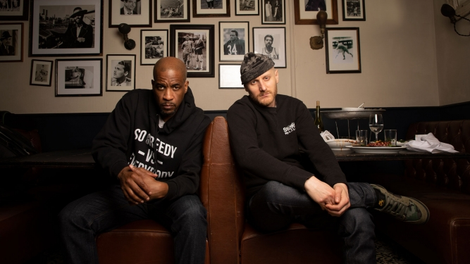 Masta Ace & Marco Polo Parterre One Music Basel Tickets