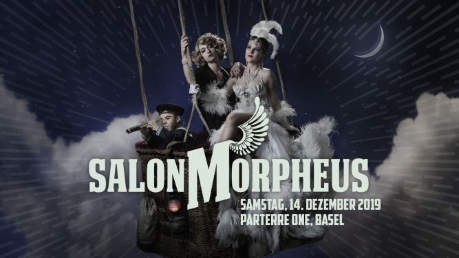 Salon Morpheus Parterre One Music Basel Tickets