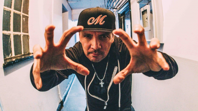 Mixmaster Mike (Beastie Boys, ISP, Cypress Hill / USA) Parterre One Music Basel Tickets