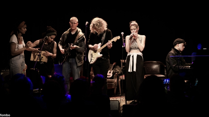 Songwriter Slam Parterre One Music Basel Tickets