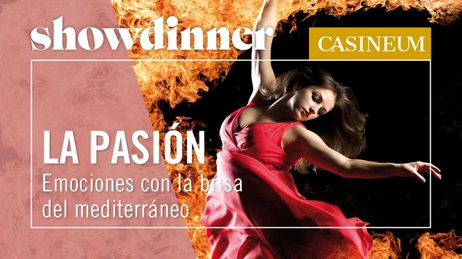 Showdinner Casineum Grand Casino Luzern Tickets