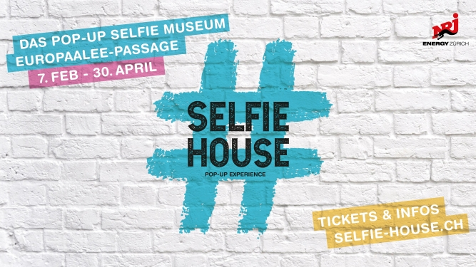 SelfieHouse Europaallee Passage Zürich Tickets