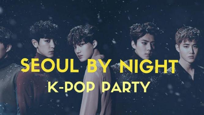 Seoul By Night, K-Pop & K-HipHop Party & All Style La Cave du Bleu Lézard Lausanne Tickets