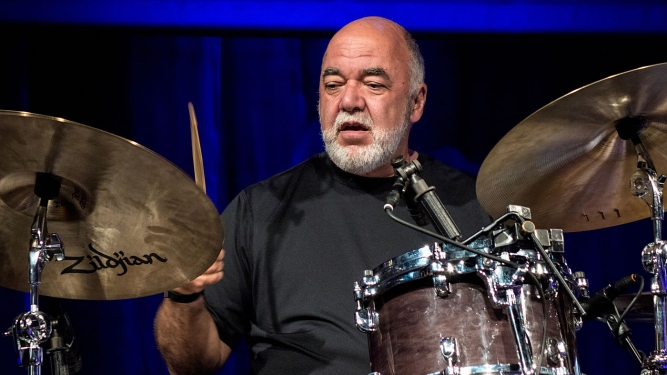 Peter Erskine & Band Jazzclub Q4 Rheinfelden Tickets