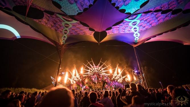 Phoenix Festival 2018 Chrummenrüti Trüllikon Biglietti