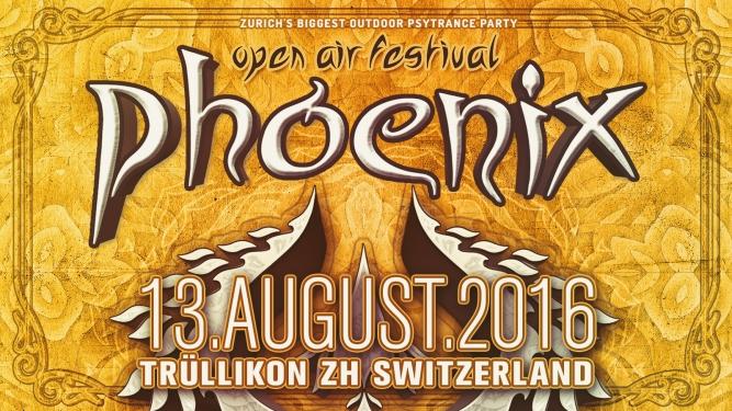 Phoenix Festival Chrummenrüti Trüllikon Tickets