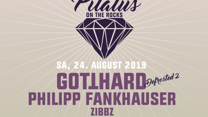 Pilatus On The Rocks - Open Air Festival Pilatus Kulm - 2132 M.ü.M. Kriens / Alpnachstad Tickets