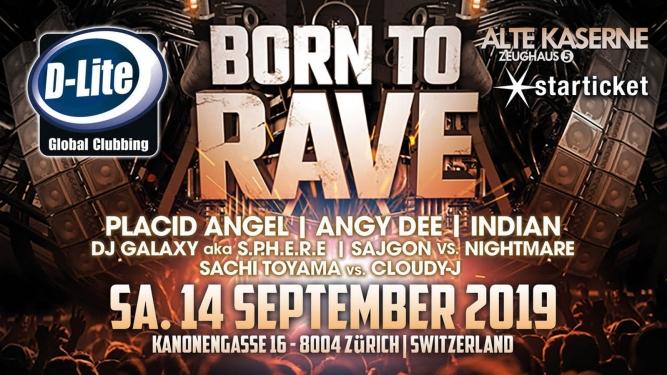 D-Lite - Born To Rave Alte Kaserne Zürich Tickets