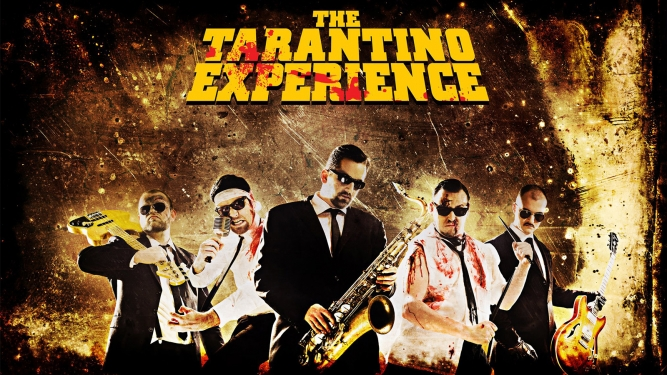 The Tarantino Experience Alte Kaserne Zürich Tickets