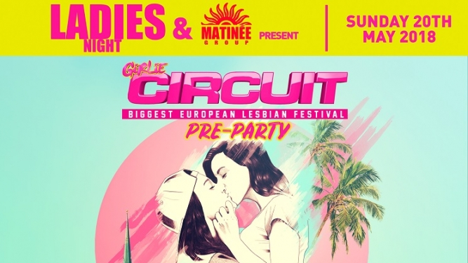 Girlie Circuit Pre Party Club Hard One Zürich Tickets