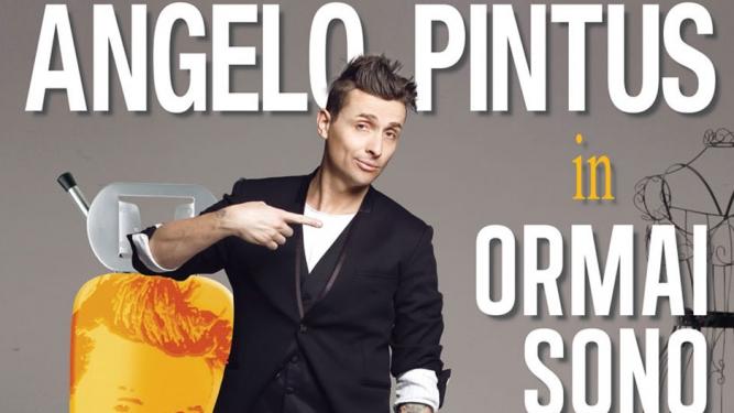 "Angelo Pintus - ""Ormai sono una MILF"" Theater National Bern Biglietti"