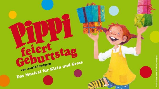 Pippi feiert Geburtstag Mehrzweckhalle Rickenbach b. Wil Tickets