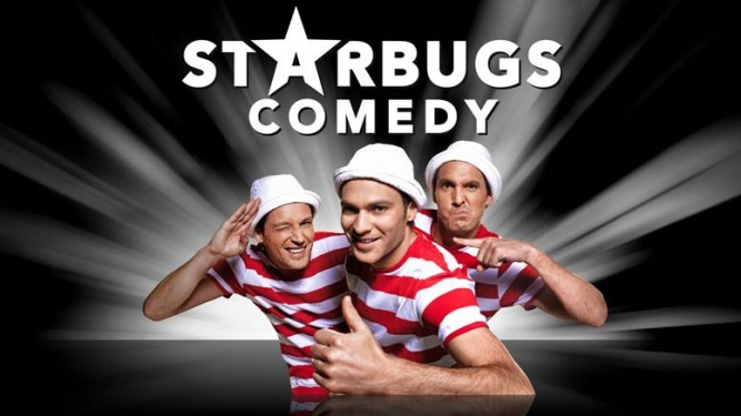 Starbugs Comedy Diverse Locations Diverse Orte Tickets