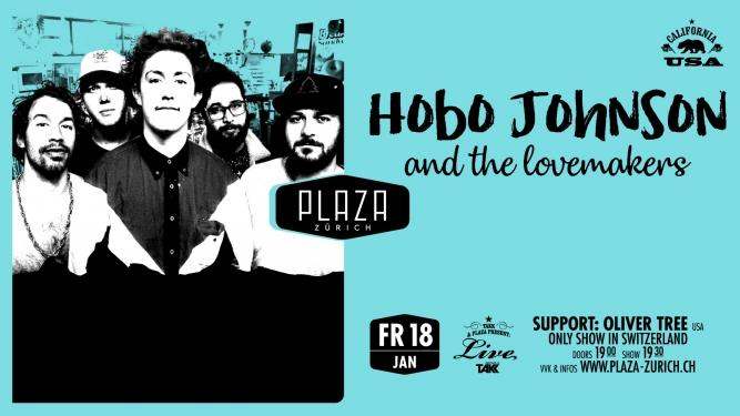 Hobo Johnson & The Lovemakers (USA) Plaza Zürich Tickets