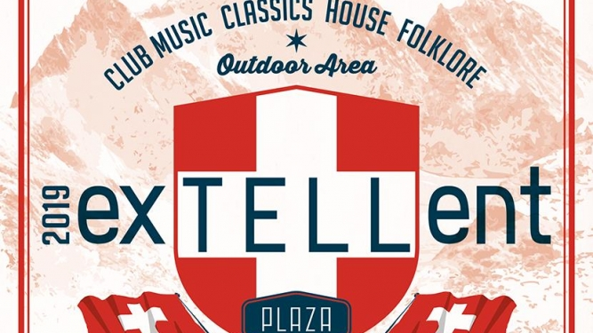 exTELLent 2019 Plaza Zürich Tickets
