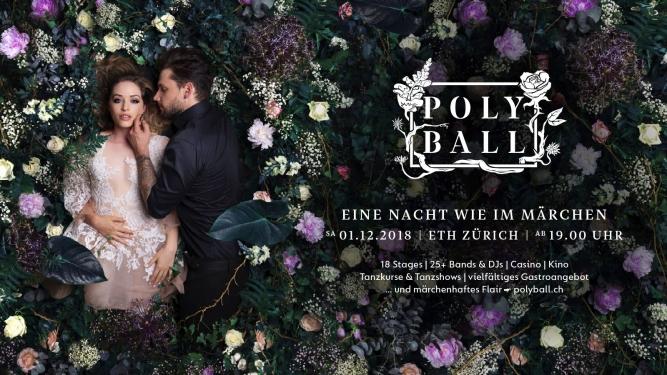 Polyball ETH Zentrum Zürich Tickets