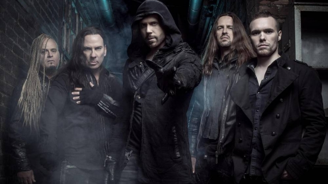 Kamelot (USA) Le Pont  Rouge Monthey Billets