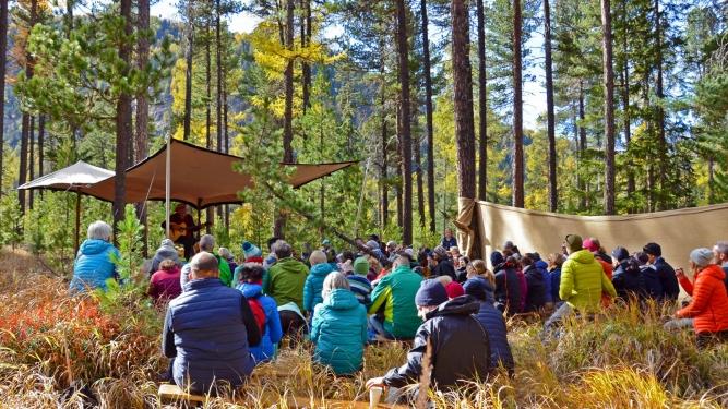 Märchen-und Geschichtenfestival Klapperlapapp Taiswald Pontresina Pontresina Tickets