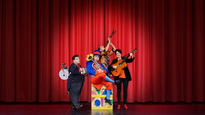 Famiglia Dimitri Stadthaussaal Effretikon Tickets