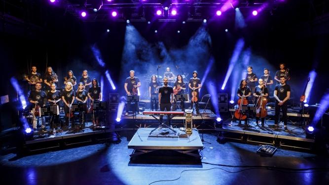 Worakls Orchestra Alhambra Genève Tickets