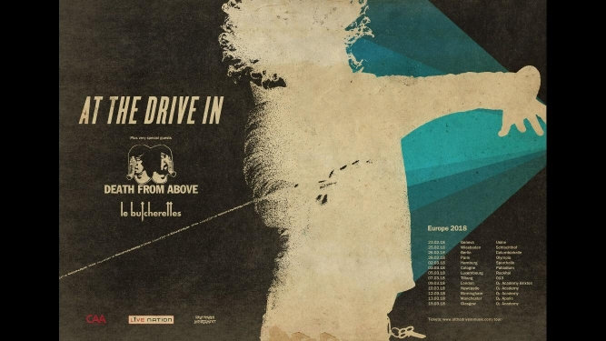 At the Drive In Post Tenebras Rock - L'Usine Genève Tickets