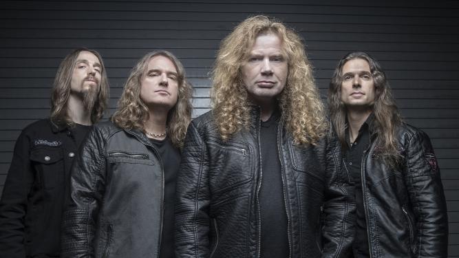 Megadeth Post Tenebras Rock - L'Usine Genève Billets
