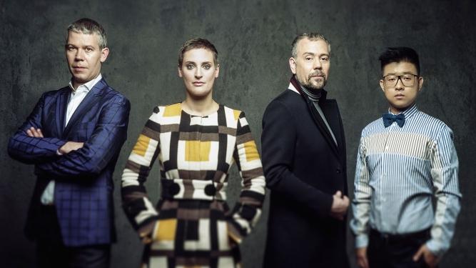 Quatuor Diotima Oekolampad Basel Tickets