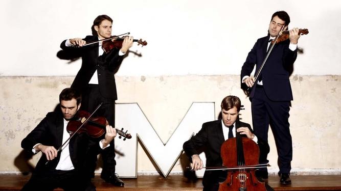 Quatuor Modigliani Oekolampad Basel Tickets