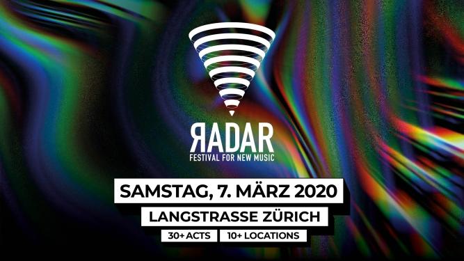Radar Langstrasse Zürich Tickets