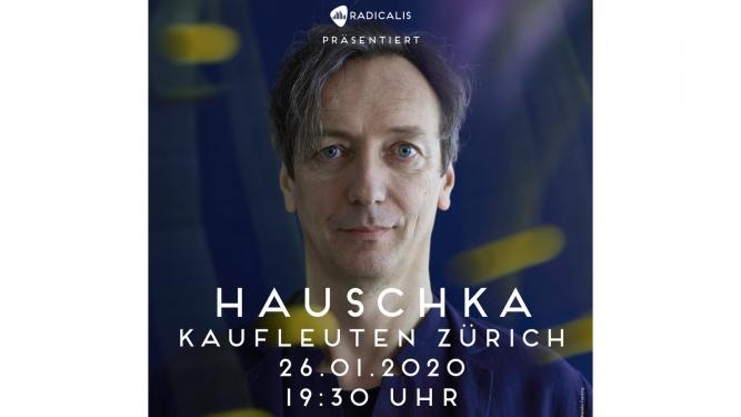 Hauschka Kaufleuten Klubsaal Zürich Billets